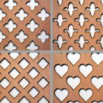 Plywood Decorative Screening - Grille - Panels